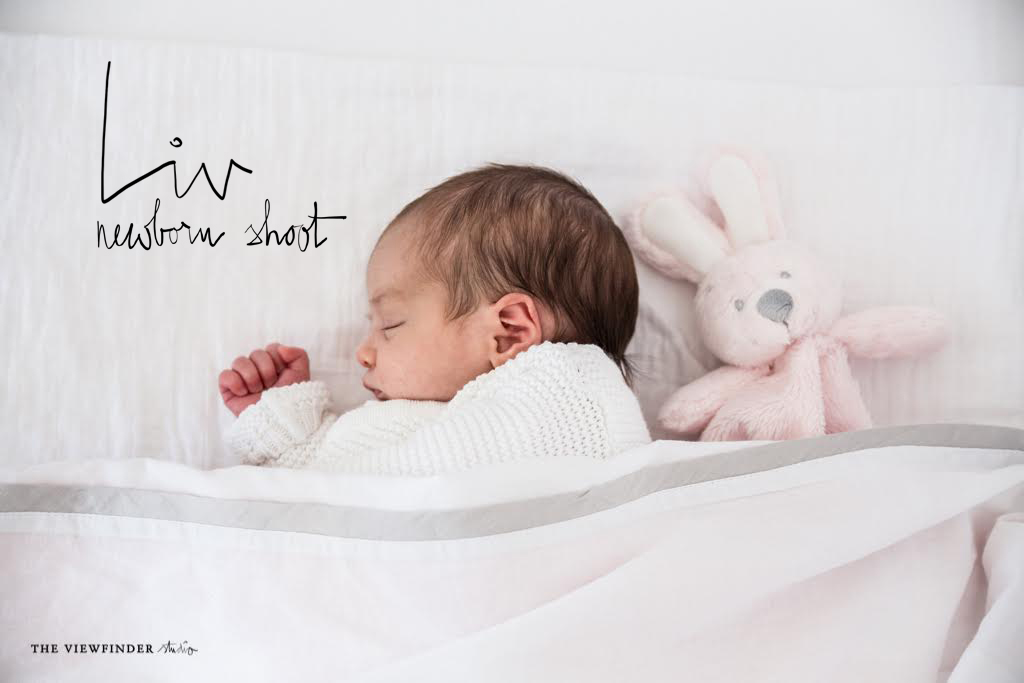 Liv newborn photography THE VIEWFINDER STUDIO